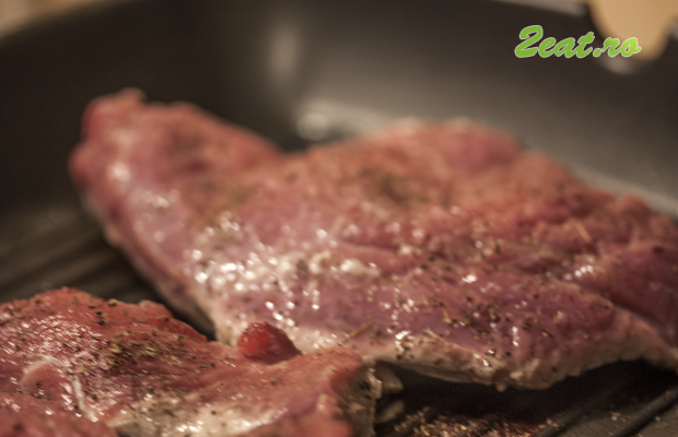 Steak Vita Gratar