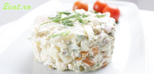 Salata A La Russe